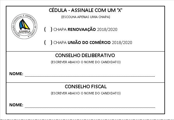 Associação Comercial E Empresarial De Ilhabela